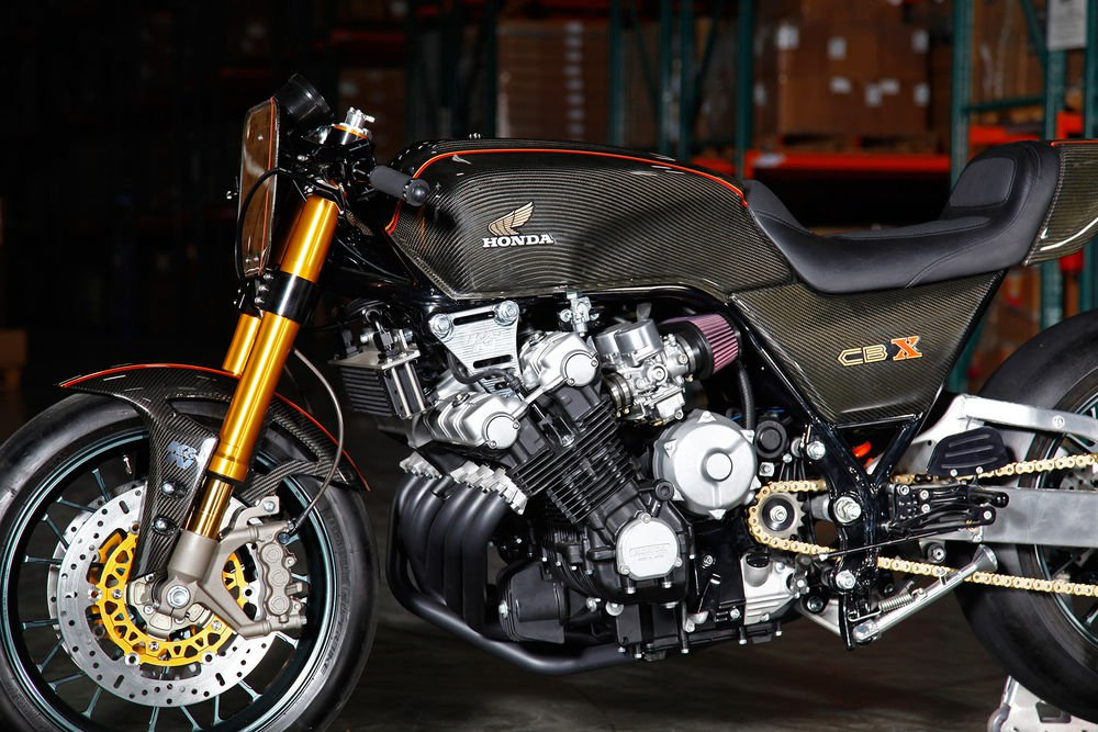Honda CBX 1000 Carbon racer