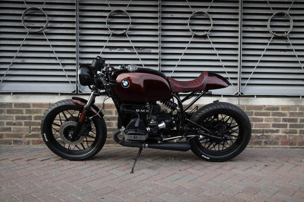 "BMW R80 Cafe Racer – Amducious ""The Destroyer"""